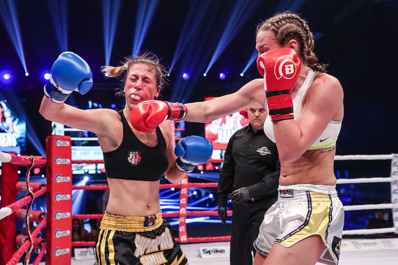 Jorina Baars vs. Irene Martens