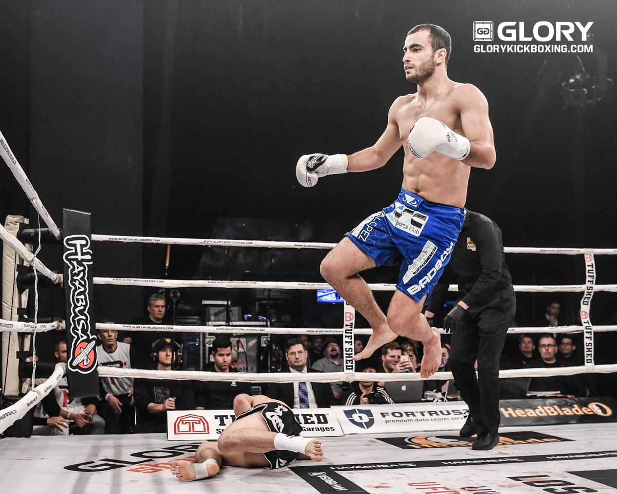 Giga Chikadze def. Victor Pinto