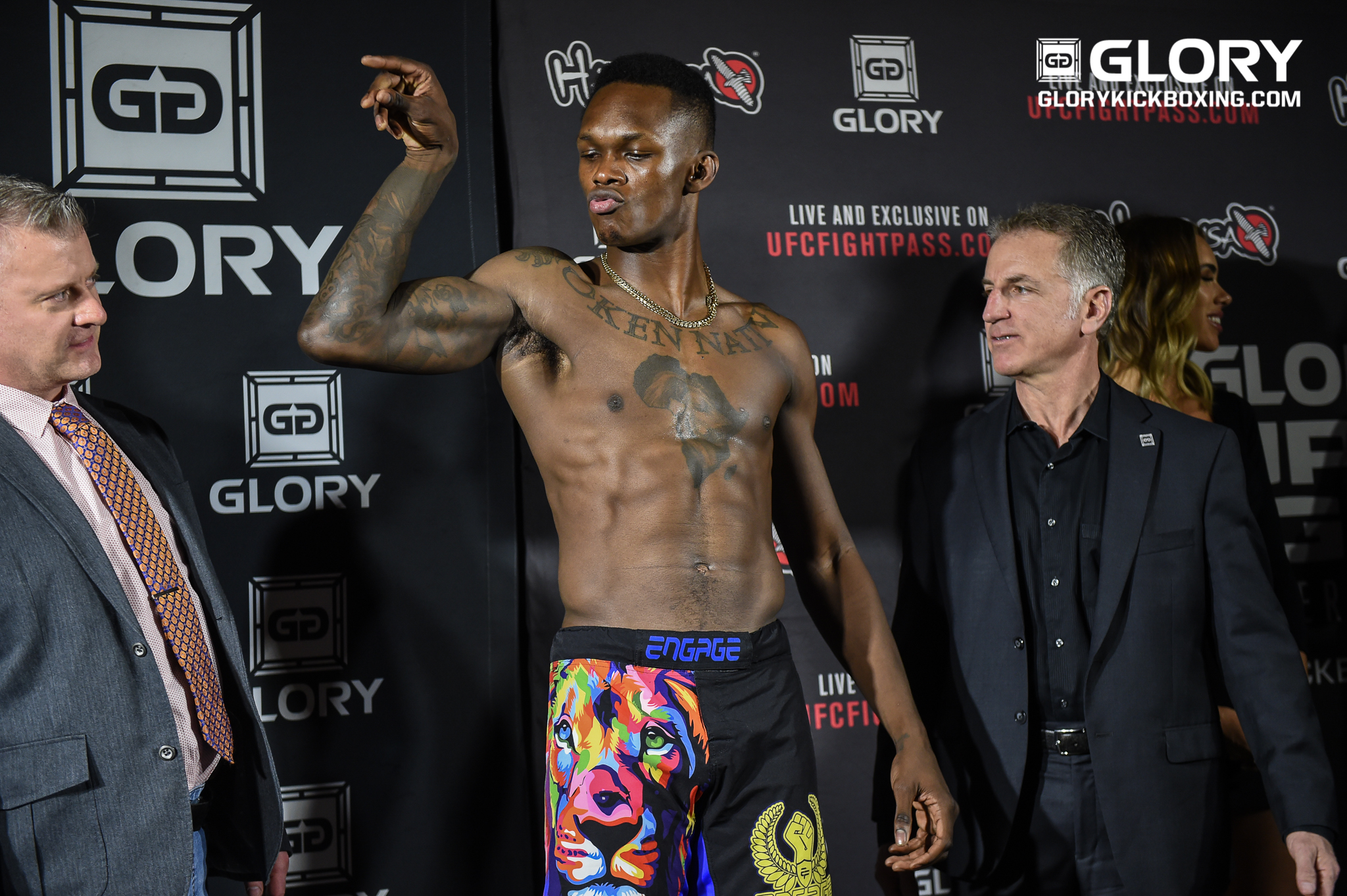 G37 Weigh In Adesanya vs Wilnis8