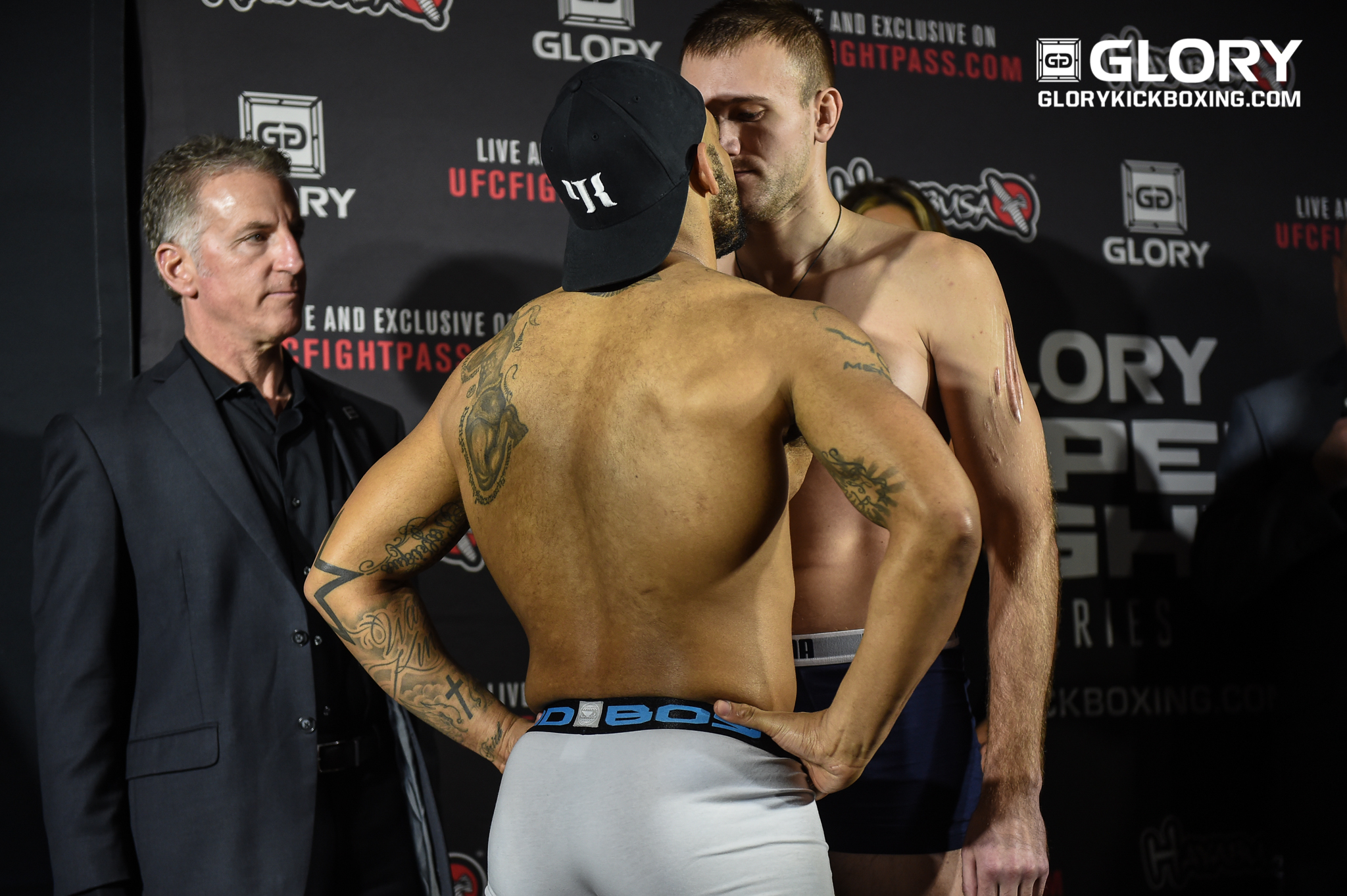G37 Weigh Ins Kongolo vs Khuzin10
