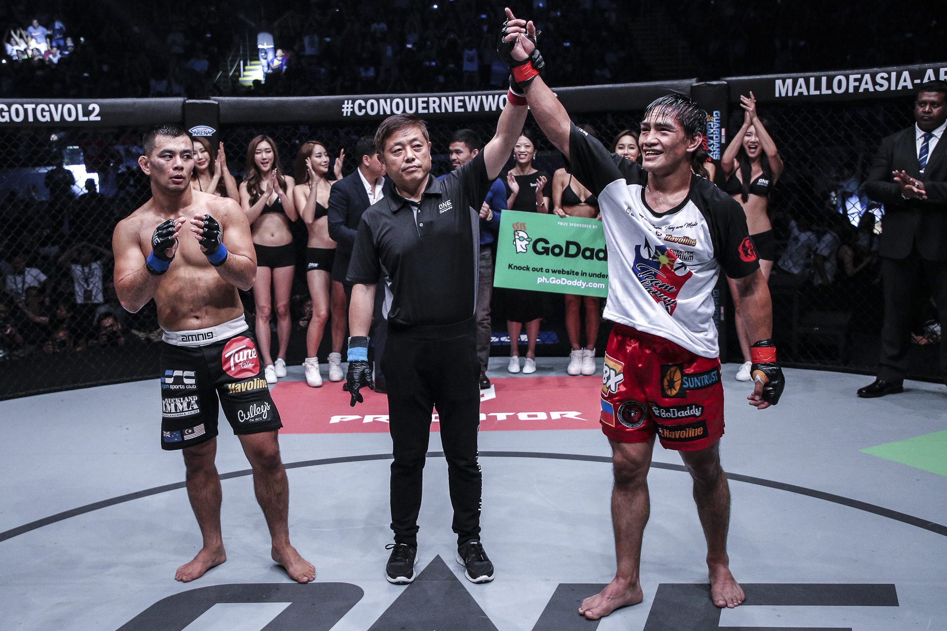 Fight 10 Eduard Folayang vs Ev Ting 2