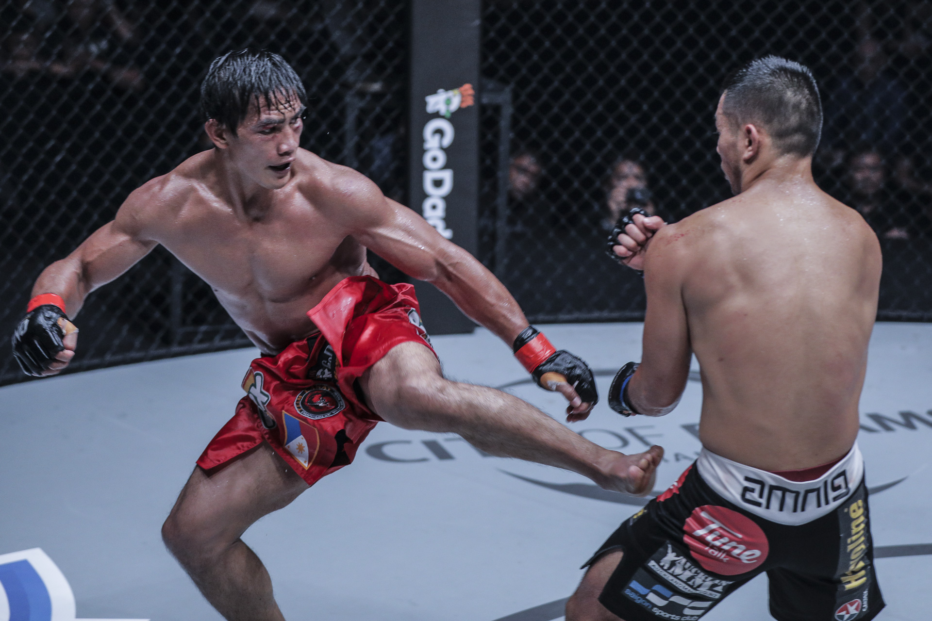 Fight 10 Eduard Folayang vs Ev Ting