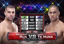 Throwback Thursday: Shogun Rua vs. James TeHuna