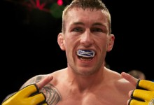 Scotland's Steven Ray completes move to UFC; set for April debut
