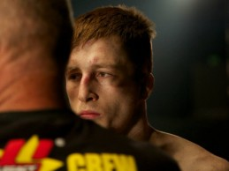 """Brett Johns: """"I'm not going to Titan to make up the numbers, I'm there to win the belt"""""""