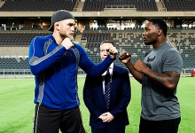 UFC on Fox 14: Gustafsson vs. Johnson fight card now set