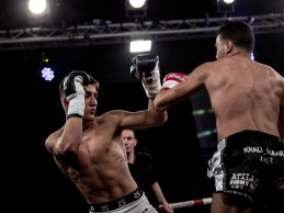 Regis Sugden ready to 'knock people out' ahead of BAMMA 17 debut