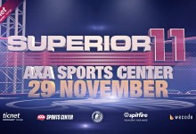 Superior Challenge 11 Weigh-in live on MMA Plus at 3.30pm
