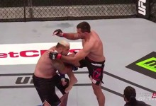 UFC 180 Fabricio Werdum vs Mark Hunt Fight Motion