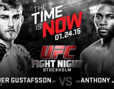 [Video] UFC on Fox 14 Trailer