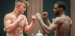 KTMMA 2: ENGLAND vs. BRAZIL Weigh-In Results