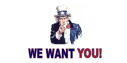 WE WANT YOU: MMA Plus looking for new contributors