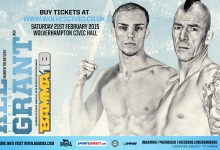 Jack Grant vs. Warren Kee added to BAMMA 18 prelims