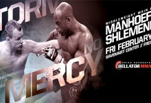 More  preliminary bouts added to Bellator 133 – Manhoef vs. Shlemenko