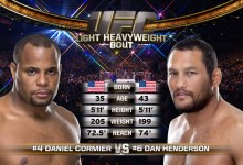 Throwback Thursday: Daniel Cormier vs. Dan Henderson
