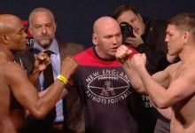 UFC 183 Weigh-In Results – Diaz & Silva make weight