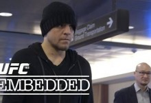UFC 183 Embedded Episode 2