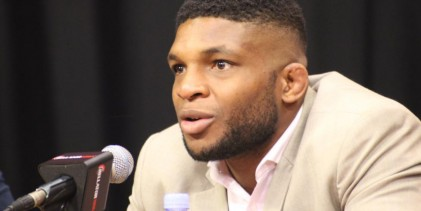 Paul Daley interested in boxing career
