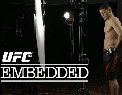 UFC 183 Embedded Episode 3