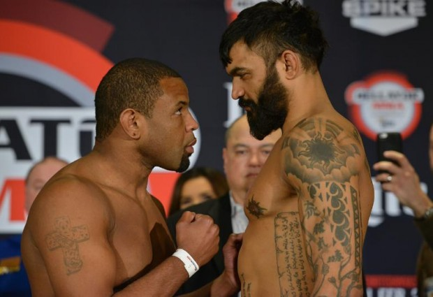 Bellator 134 weigh-in Results: Newton vs. McGeary title fight now official