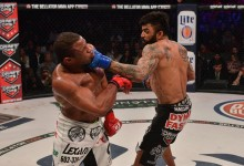 Bellator 134 results: Liam McGeary leads British sweep with title win
