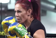 UFC  Sign 'Cyborg' – subject to contractual conditions