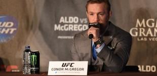 UFC 189 World Championship Tour London: Conor McGregor Best Bits