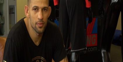 Andre Winner BAMMA 20 Pre Fight Interview