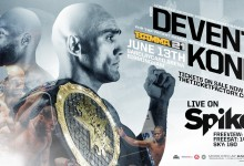 Andy DeVent to face Cheick Kone at BAMMA 21 for middleweight championship