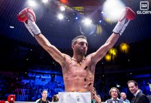Giorgio Petrosyan set for GLORY homecoming in Monza, Italy