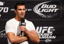 UFC 187 Q&A with Luke Rockhold LIVE on MMA Plus at 10pm