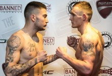 The Main Event weigh-ins: Chad Sugden and Michael Wakeling make it official