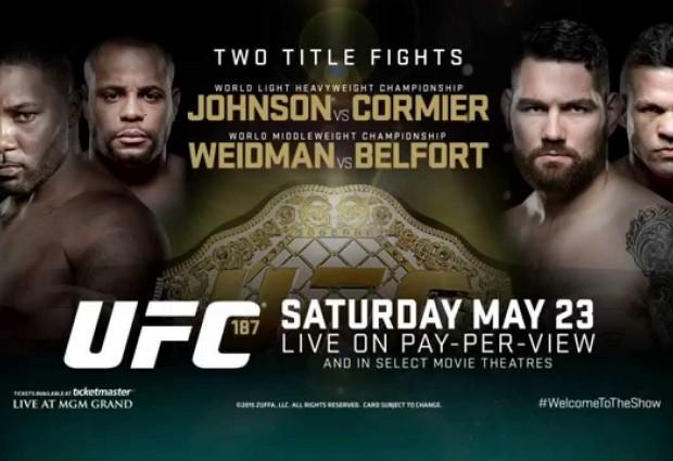 UFC 187 staff predictions