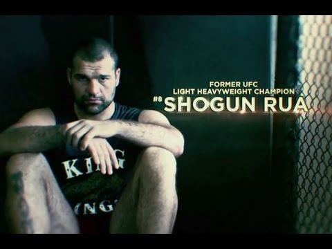 Countdown to UFC 190 – Shogun Rua vs Antonio Rogerio Nogueira