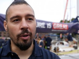 Dan Hardy talks swapping the octagon for the clipper round the world yacht race
