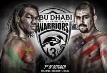 Abu Dhabi Warriors 3 – Buentello scores late stoppage over Sokoudjou