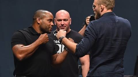 Countdown to UFC 192 – Daniel Cormier vs. Alexander Gustafsson