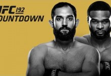 Johny Hendricks vs. Tyron Woodley scrapped from UFC 192 PPV
