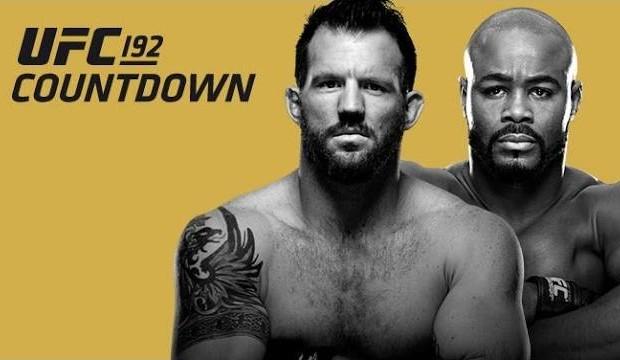 Countdown to UFC 192 –  Ryan Bader vs Rashad Evans