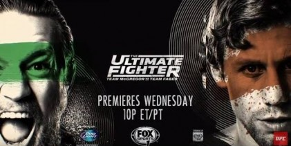 The Ultimate Fighter season 22 cast revealed
