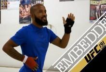 UFC 191 Embedded Episode 1