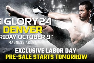 Artem Levin injured and out of GLORY 24 fight with Joe Schilling