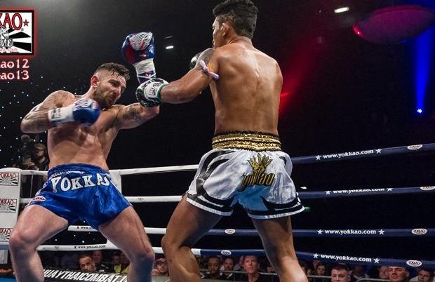 Yokkao 15: Liam Harrison in the prime of his career ahead of Singdam Kiatmoo9 fight