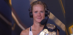 Weekly Round-Up: Holm master class, CroCop, Rizin & BAMMA