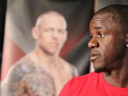 Injury forces change of opponent for Melvin Guillard at Bellator 149