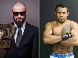 Artur Sowiński set to defend his featherweight title against Fabiano Silva da Conceicao at KSW 34