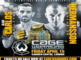 Cage Warriors 75: What we learned