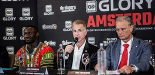 GLORY 31: Amsterdam Full Post-Event Press Conference