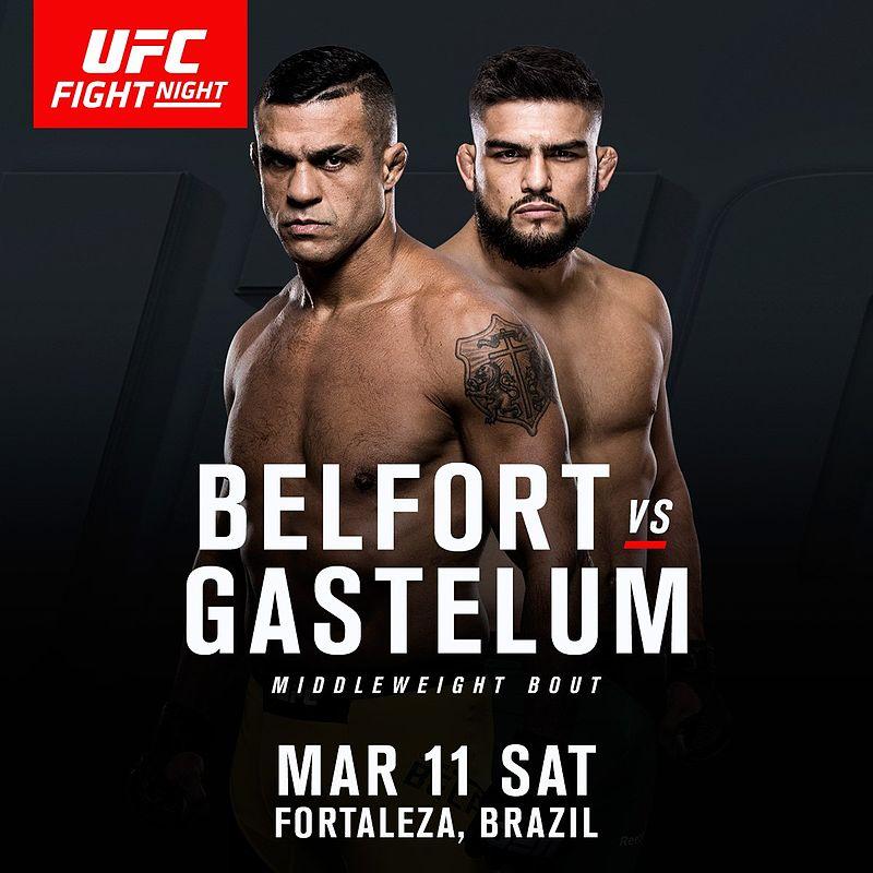 UFC Fight Night 106 - MMA Plus