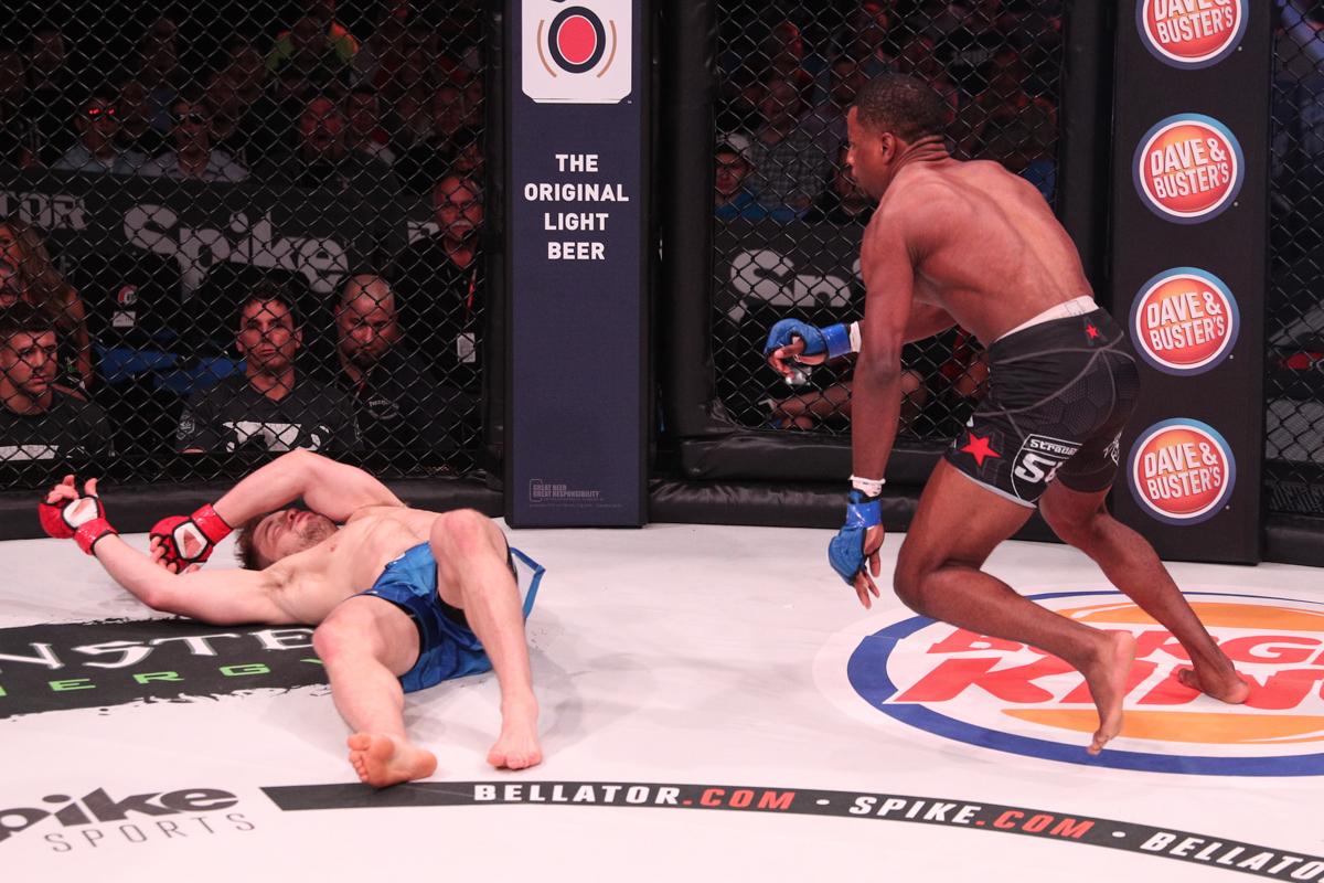 james thompson eyes up rematch with kimbo slice